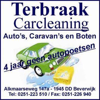 Terbraak carcleaning