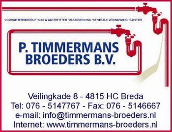 Timmermans broeders bv