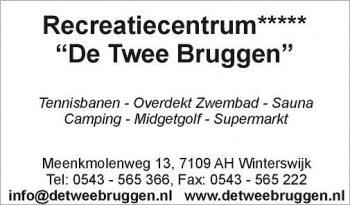 Recreatiecentrum de Twee Bruggen