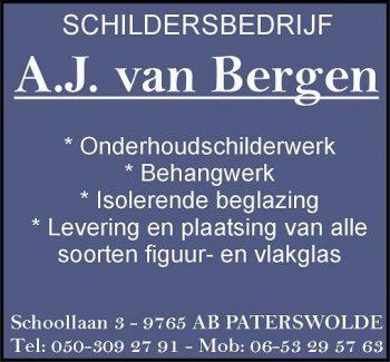 Schildersbedrijf A.J. van Bergen