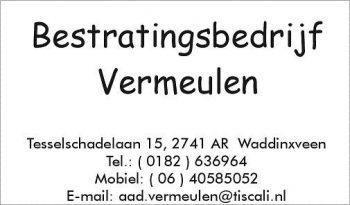 Bestratingsbedrijf Vermeulen
