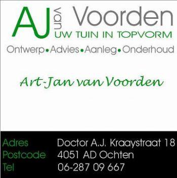 A.J. van Voorden hovenier