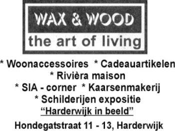 Wax & wood