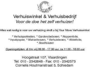 Your move verhuisservice