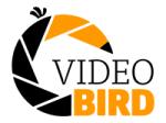 Videobird videoproductie logo