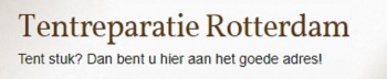 Tentreparatie Rotterdam