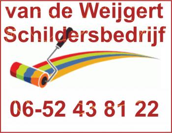 van de Weijgert schildersbedrijf