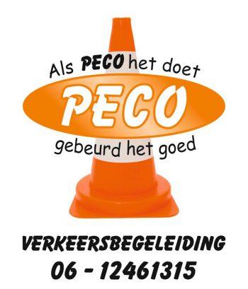 Peco verkeersbegeleiding