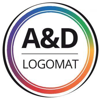 Deurmat met logo bestellen