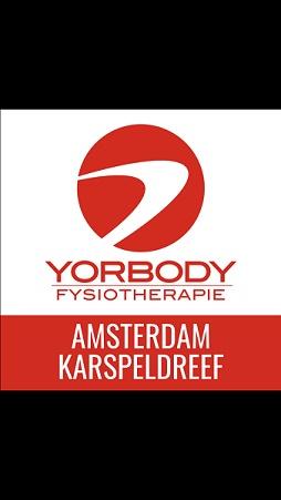 YorBody Fysiotherapie Amsterdam-Zuid Oost Karspeldreef