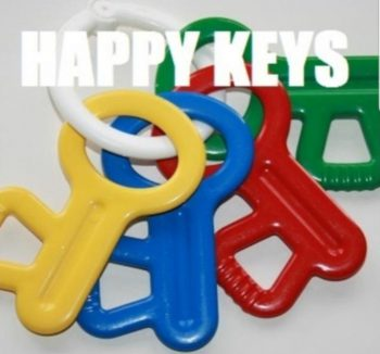 Happy keys
