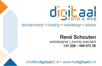 Domein Check, Hosting, Web Design, Advies en Joomla Specialist