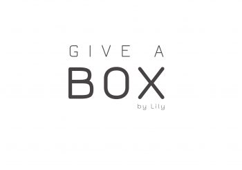 GIVE A BOX by Lily