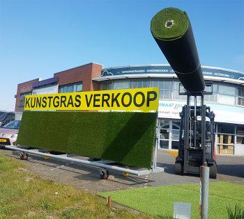 Kunstgras Hasselt bij Zwolle